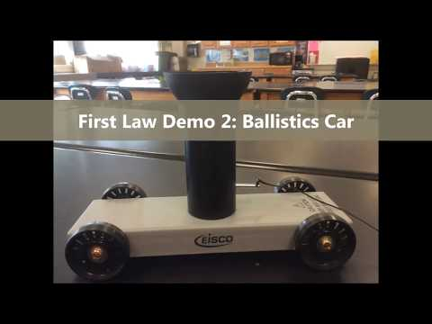 Newtons Laws Video Clip Demos