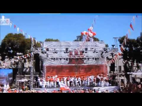 Controversy At Gibraltar National Day Celebrations 2016