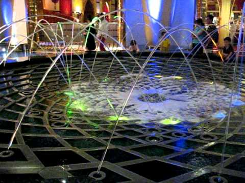 burj al arad laminor flow fountain The burj al arab is a luxury hotel located in dubai, united arab emirates it is the  third tallest hotel in the world (although 39% of its total height is made up of.