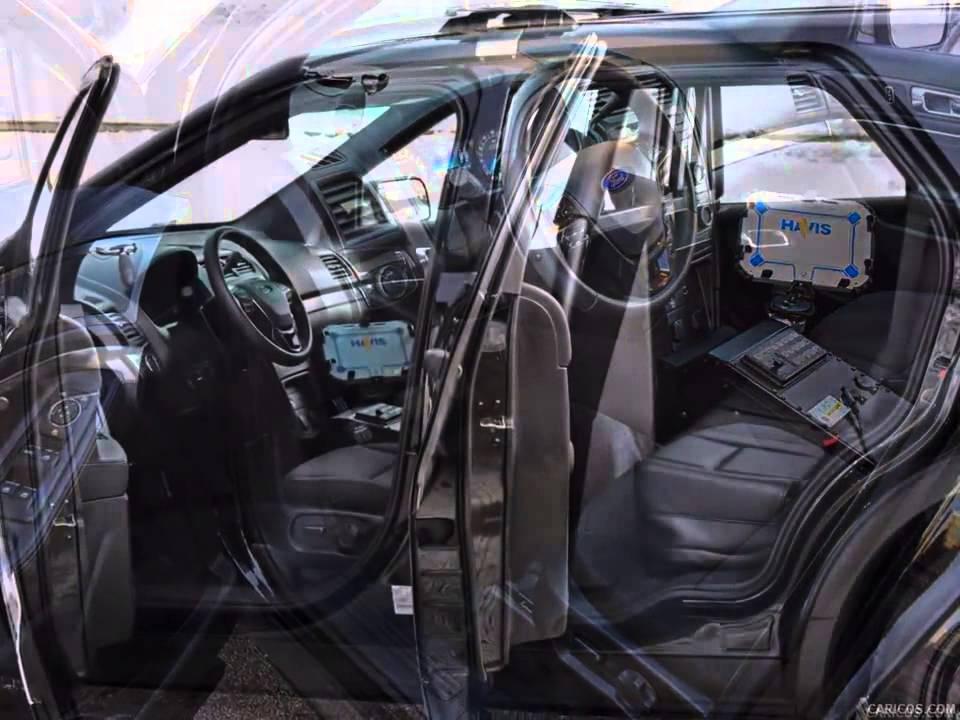 2016 Ford Police Interceptor Utility - YouTube