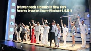 """Premiere """"Ich war noch niemals in New York"""" Udo Jürgens Musical  @ Deutsches Theater, München"""
