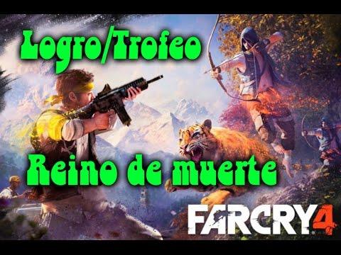 Far Cry 4 Logro / Trofeo Reino de muerte