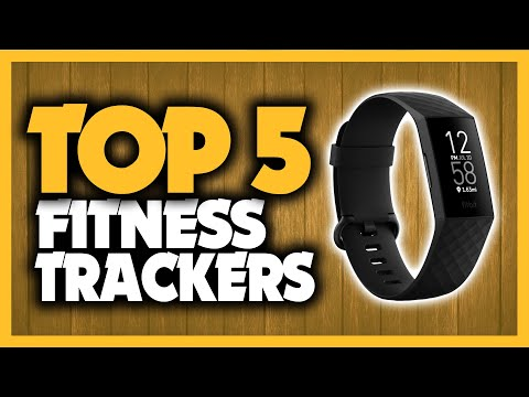 Best Fitness Trackers in 2020 [Top 5 Picks With GPS & Heart Rate Monitor]