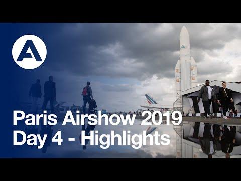 Paris Airshow 2019: Day 4 - Highlights
