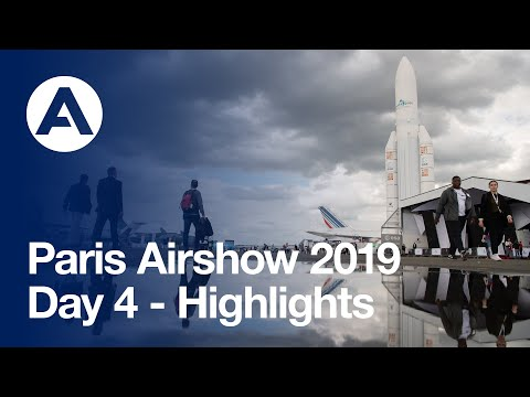 Paris Airshow 2019: Day 4 - Highlights