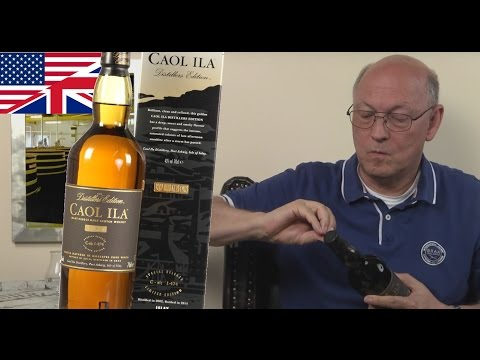 Whisky Review/Tasting: Caol Ila Distillers Edition