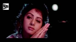 Aadi Raath Mein - Hairaan Hindi Movie Song (HD) - Sridevi & Venkatesh