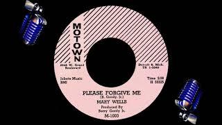 Mary Wells - Please Forgive Me