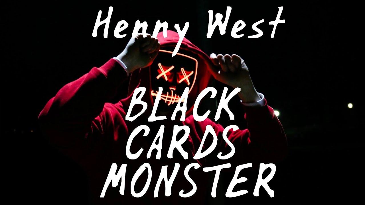 Kid Kern - BACK/CARDS/MONSTER