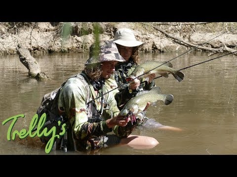 Murray Cod Opening 2018 CRAZY Sesh! (How Many Double Ups?)