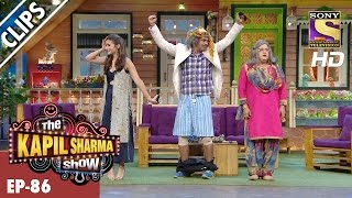 Dr.Mashoor Gulati MBBS Meets Alia Bhatt  – The Kapil Sharma Show - 4th Mar 2017