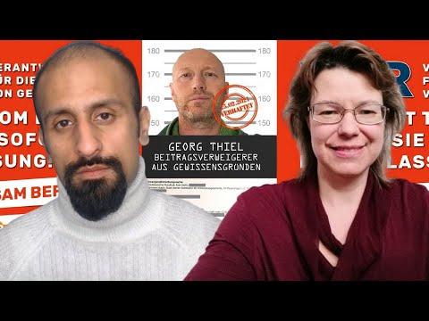 GEZ-Gegner über ein Monat in Haft: im Gespräch mit Beitragsverweigerin