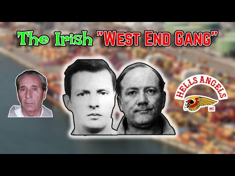 """Frank Ryan & Allan Ross: Montreal's INFAMOUS """"West End Gang"""""""