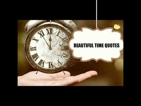 ⌚BEAUTIFUL TIME QUOTES⌚