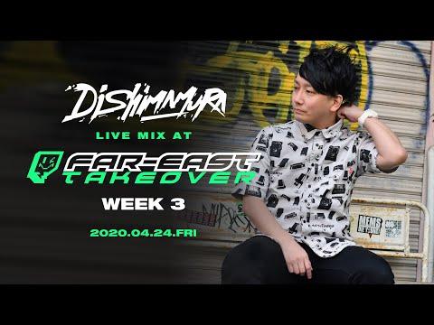 DJ Shimamura Live Mix At #FETOW3 2020.04.24.FRI