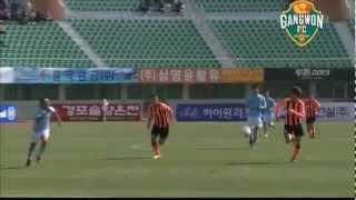 K리그 클래식 3라운드 강원FCvs대구FC 하이라이트