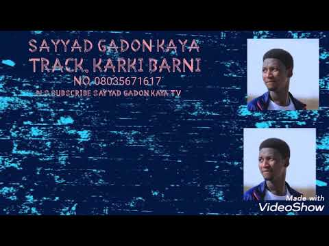 Download SAYYAD GADON KAYA KAR KI BARNI