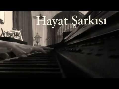 Burcu Biricik-Hayat Şarkısı Piano