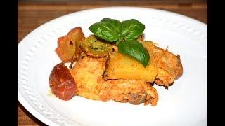 Курица в Фруктовом Соусе в Мультиварке Скороварке Redmond Рецепты для Мультиварки