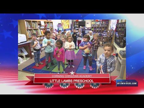 April 16, 2020 - Corning Christian Academy - Little Lambs Preschool
