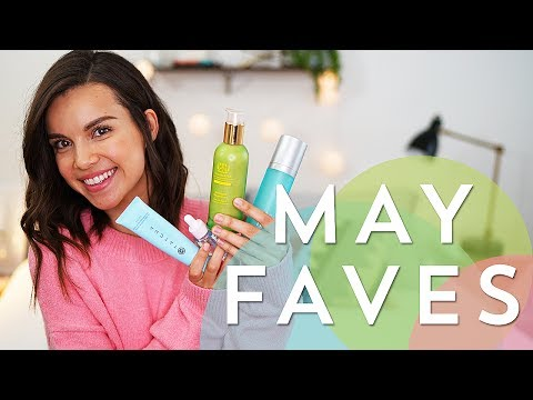 May Favorites 2017! Lots of Skincare! | Ingrid Nilsen