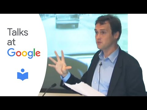 "Tom Vanderbilt: ""Traffic: Why We Drive the Way We Do"" 