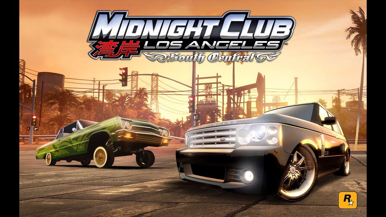 Nissan Los Angeles >> Speedrun Midnight club LA Remix (PSP) Any % - 7 h 17 min 45 sec (WR) - YouTube