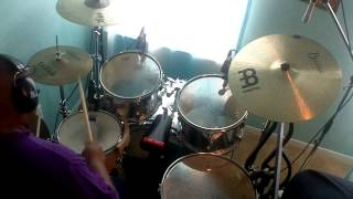 Andy Mineo - Every Word ft Co Campbell (Drum Cover)