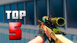 Лучшие прострелы в CS:GO! [New Nuke] Видеоурок - Топ 5 прострелов