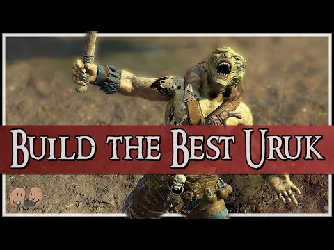 BUILD THE BEST URUK  FOR PITS & FORTRESS - What Skills to Look Out For | Shadow of War