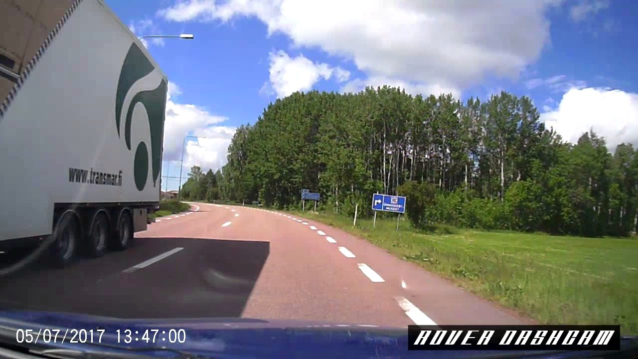 rover dashcam 5 driving on land aland islands hd. Black Bedroom Furniture Sets. Home Design Ideas