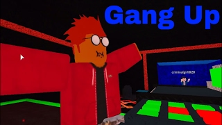 Gang Up (Official Roblox Music Video)