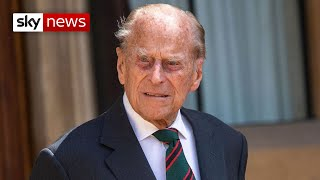 Buckingham palace has announced that the duke of edinburgh been moved from king edward vii hospital to st bartholomew's for further treatment.th...