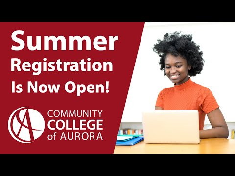 Admissions Is Here For You at Community College of Aurora