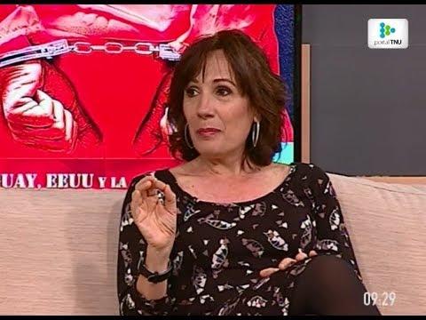 """Conversamos con Diana Cariboni sobre su libro """"Guantánamo entre nosotros"""""""