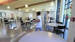 Maintenance of the dinning room in nursing homes