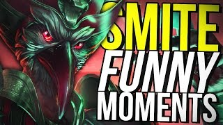 THOTH'S ULTIMATE IS OP! (Smite Funny Moments)