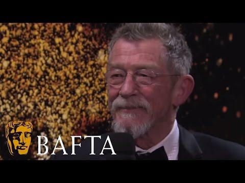 John Hurt - Outstanding Contribution to British Cinema in 2012