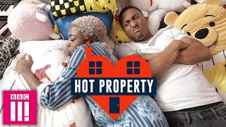 Could You Choose A Date Based On Their Room Alone? | Hot Property Full Episode: London