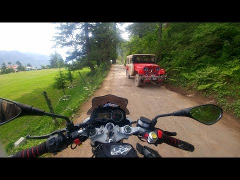 Naran Tour On Bike through Murree,Abbotabad,Shogran,Balakot and Kaghan