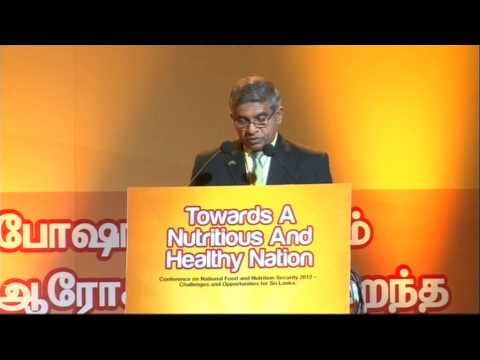 National Food & Nutrition Security Conference - Part 1