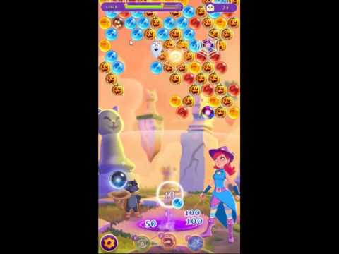 Bubble Witch Saga 3 Level 373 - NO BOOSTERS 🐈