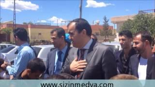Midyat'ta Veliler Okul Yoluna İsyan Etti