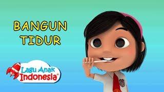Lagu Anak Anak - Bangun Tidur Ku Terus Mandi - Lagu Anak Indonesia