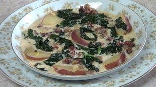 Toscana Soup - Olive Garden Zuppa Toscana Soup Recipe