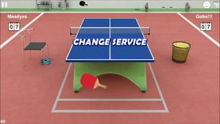 Top points online in Virtual Table Tennis