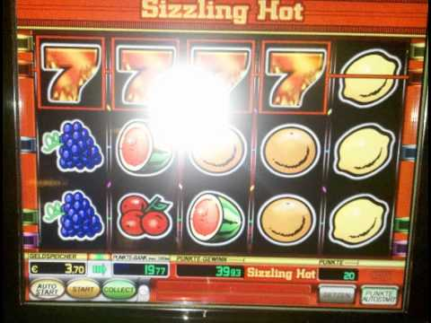 sizzling hot game cheat