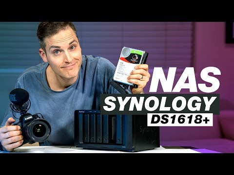 How to Backup Photo and Video Files with a Synology NAS