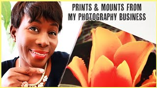 MY PHOTOGRAPHY BUSINESS PRODUCTS | PRINTS AND MOUNTS TO BUY ONLINE | ISOWA GALLERY