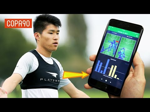 How Technology Is Taking Over Football  Sports Vests Explained